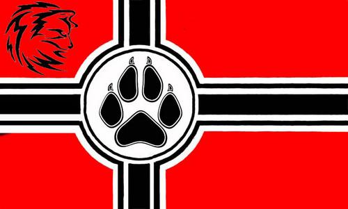 늑대 Furzis Flag