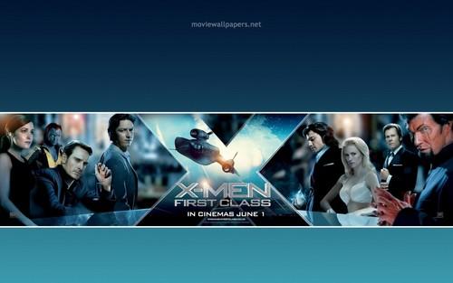 X-men : First Class वॉलपेपर्स
