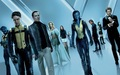 X-men : First Class kertas-kertas dinding