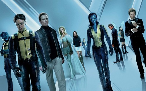 X-men : First Class 壁纸