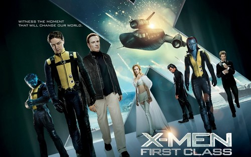 X-men : First Class 바탕화면