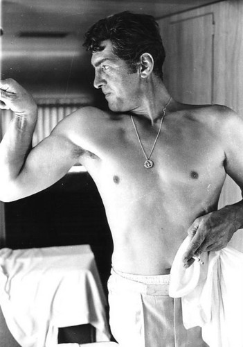Dean Martin fond d'écran probably containing a gros morceau, hunk and skin called You're welcome