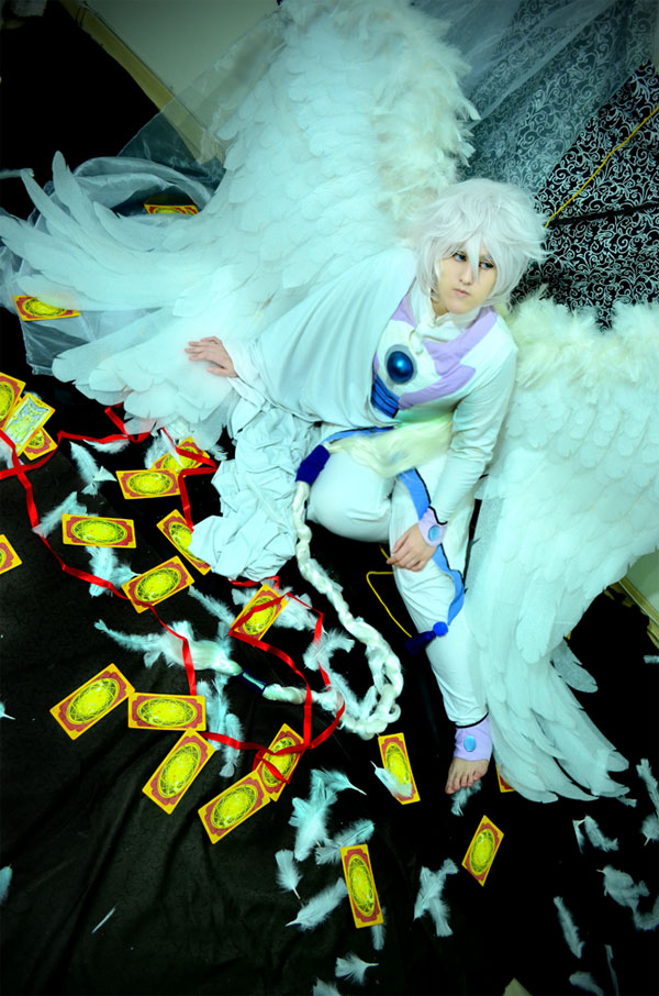 Yue cosplay