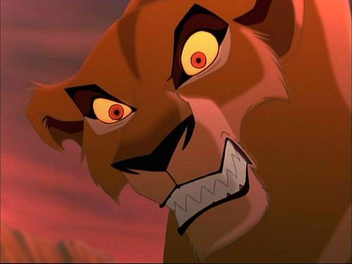 The Lion King 2:Simba's Pride wallpaper titled Zira