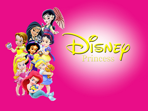 baby princess - disney-princess Fan ArtBaby Disney Princess