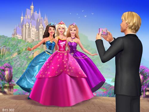 Barbie imej