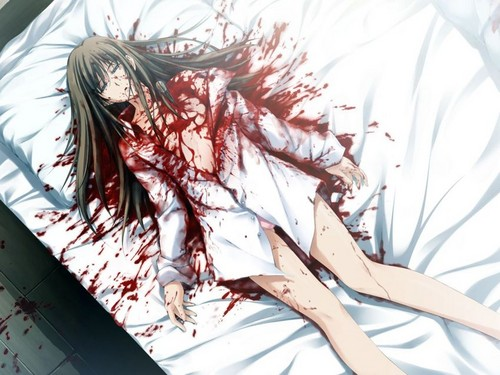 bloody end