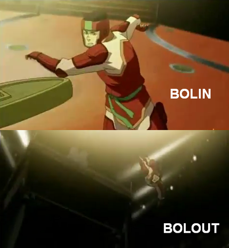bolin and bolout