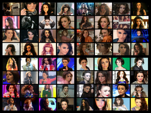 cher collages
