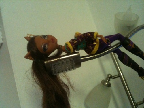 clawdeen - monster-high Photo