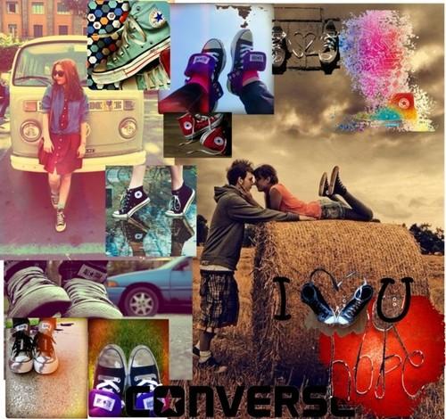 Converse luv