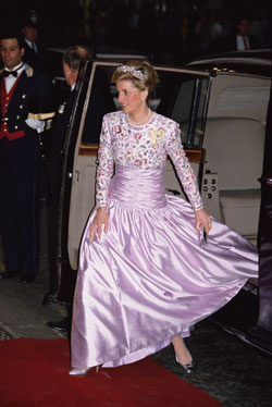 Prinzessin Diana Hintergrund entitled diana dress