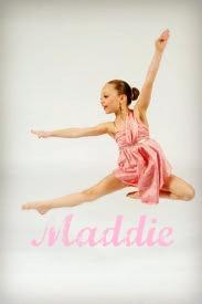 edited picha of maddie