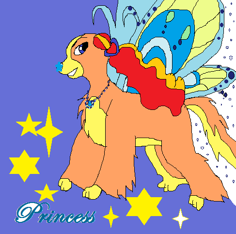 enchantix princess