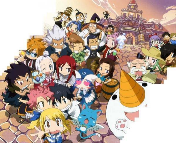 fairy tail - Anime Photo (31541970) - Fanpop