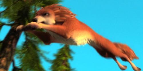 flying garth again