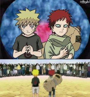 Gaara And Naruto Kids | www.pixshark.com - Images ... Gaara And Naruto Kids