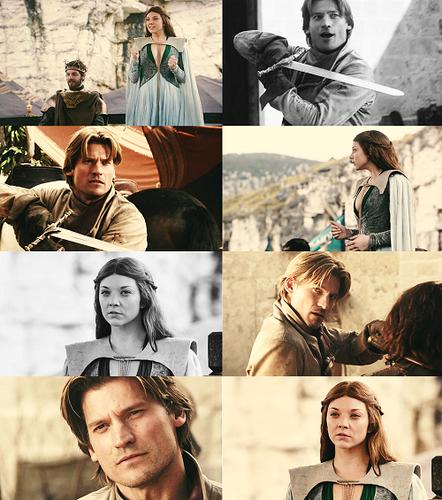 Jaime Lannister & Margaery Tyrell