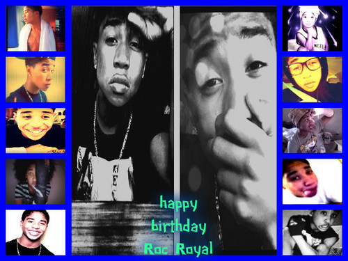 happy 15th birthday Roc royal