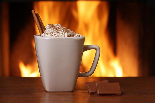 sô cô la nóng