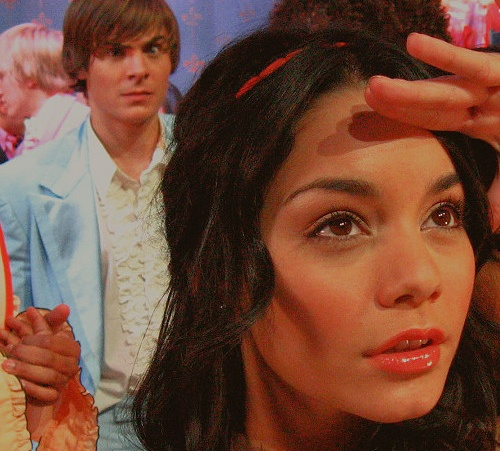 High School Musical 3 wallpaper possibly with a portrait titled hsm3