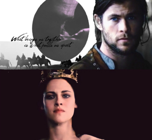 i see and end to the darkness - Snow White and The Huntsman