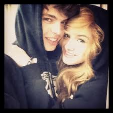 ian and his girlfriend chachi