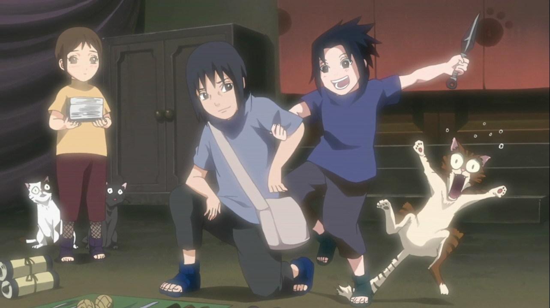 itachi and sasuke - Little Naruto Kids Photo (31512467) - Fanpop