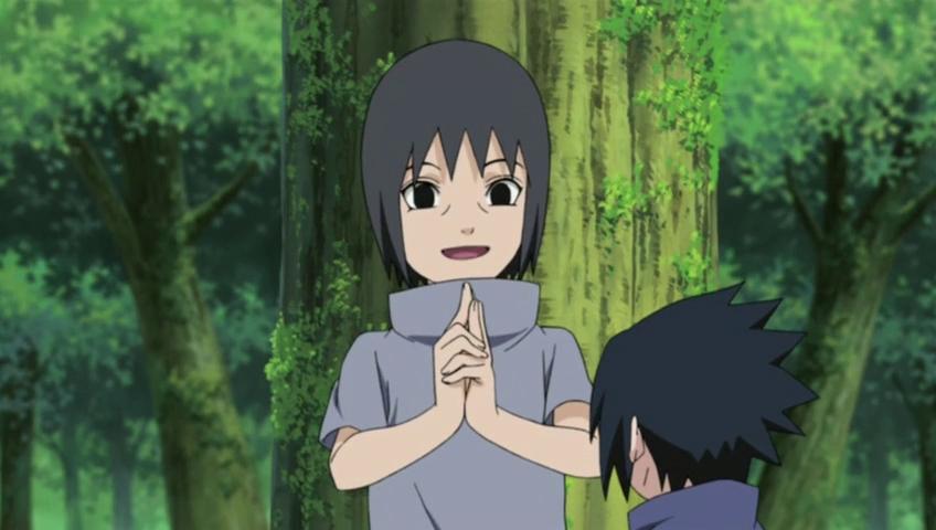 Little Naruto Kids images itachi and sasuke HD wallpaper and ... Gaara And Naruto Kids