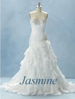 jasmine wedding dress - disney-princess Photo