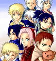 konoha kids - little-naruto-kids photo