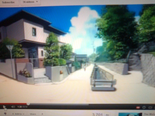 kyon house form アニメ from YouTube -___-