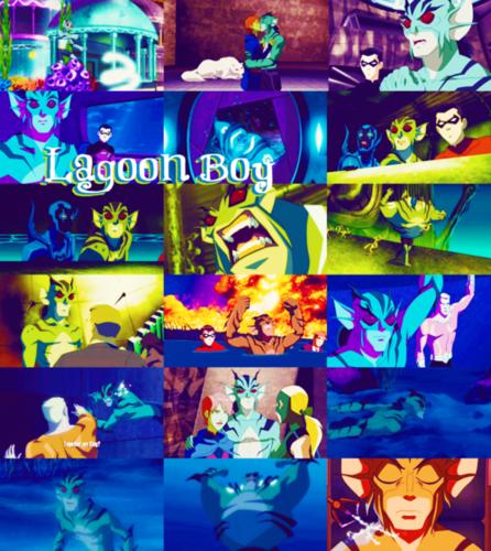 lagoon boy