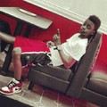 look at my babe just chillin - dollarboyz-sair photo