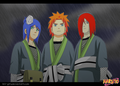 nagato, yahiko, konan - little-naruto-kids photo