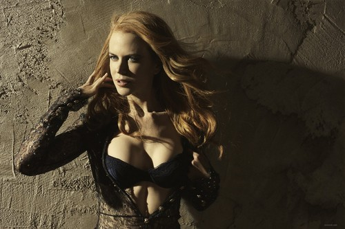 Nicole Kidman wallpaper possibly with a bikini, attractiveness, and a brassiere called nicole