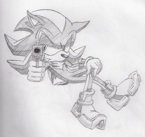 ooooooh shadow is gun a kill te