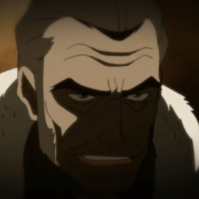 out of the past - avatar-the-legend-of-korra Photo