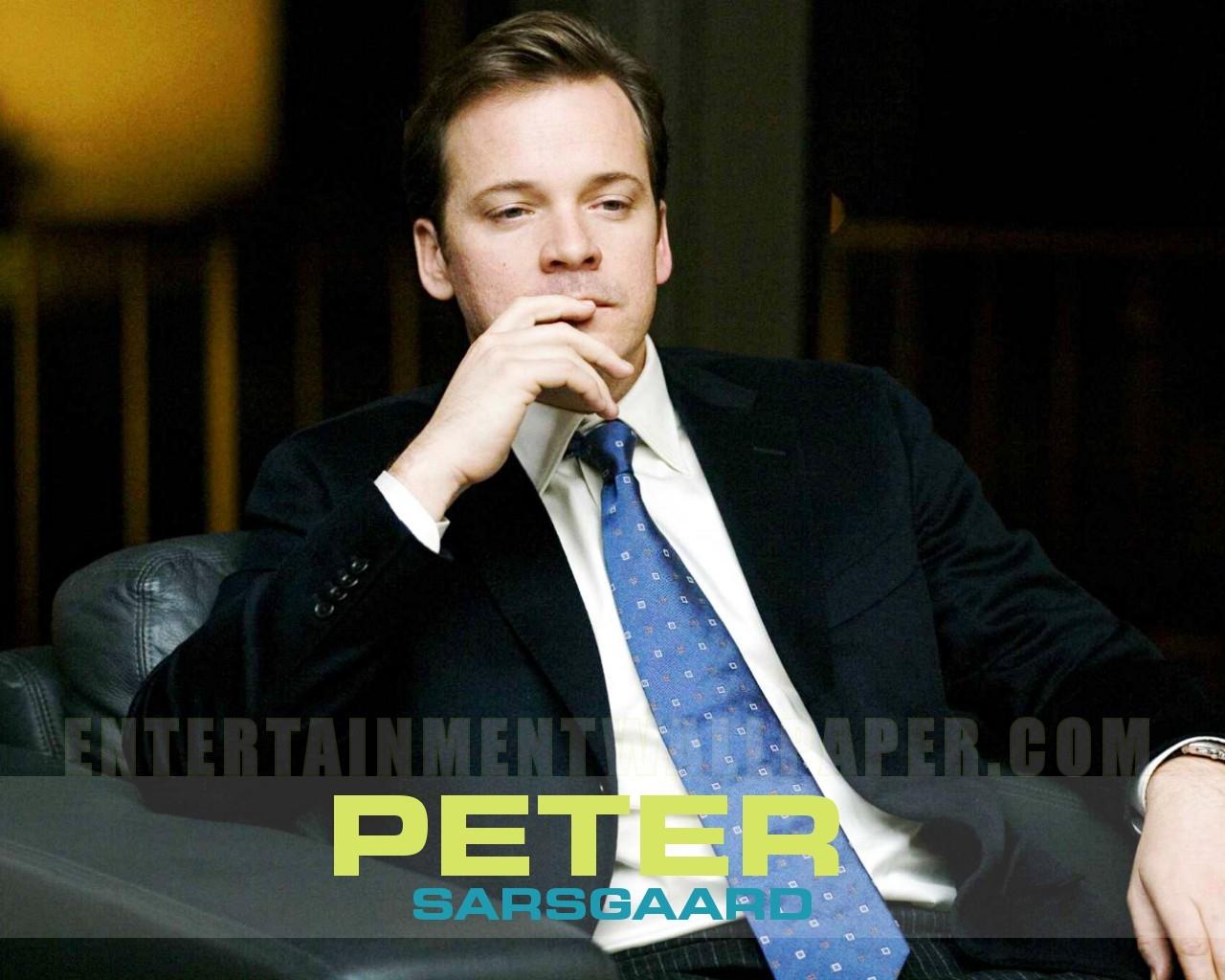 peter sarsgaard father