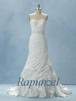 rapunzel wedding dress