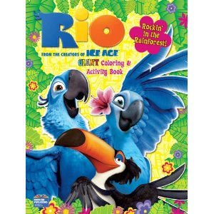 rio book for kids