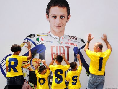rossi poster family