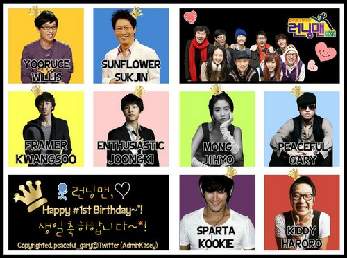 Running Man (런닝맨) wallpaper possibly with anime entitled running man