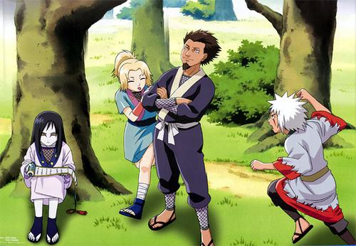 sanin as kids