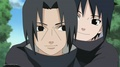 sasuke and itachi - little-naruto-kids photo