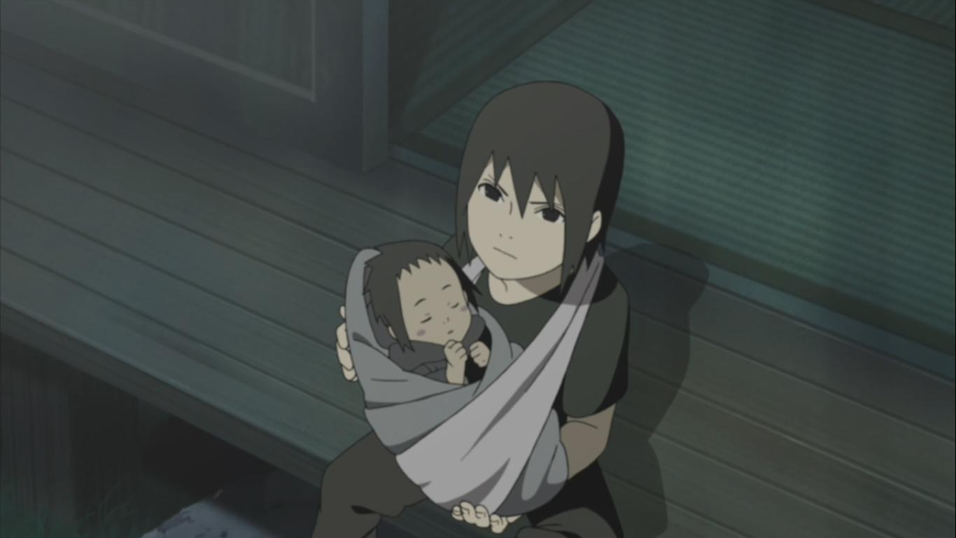 Little Naruto Kids sasuke and itachiLittle Kid Naruto