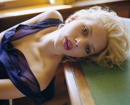 scarlett johansson - actresses Photo