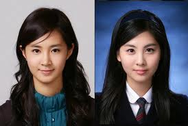 seohyun and yuri pretty