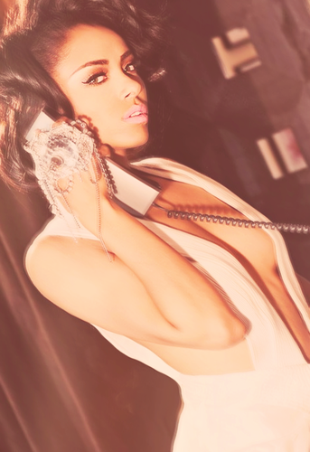 sexy Kat on the phone