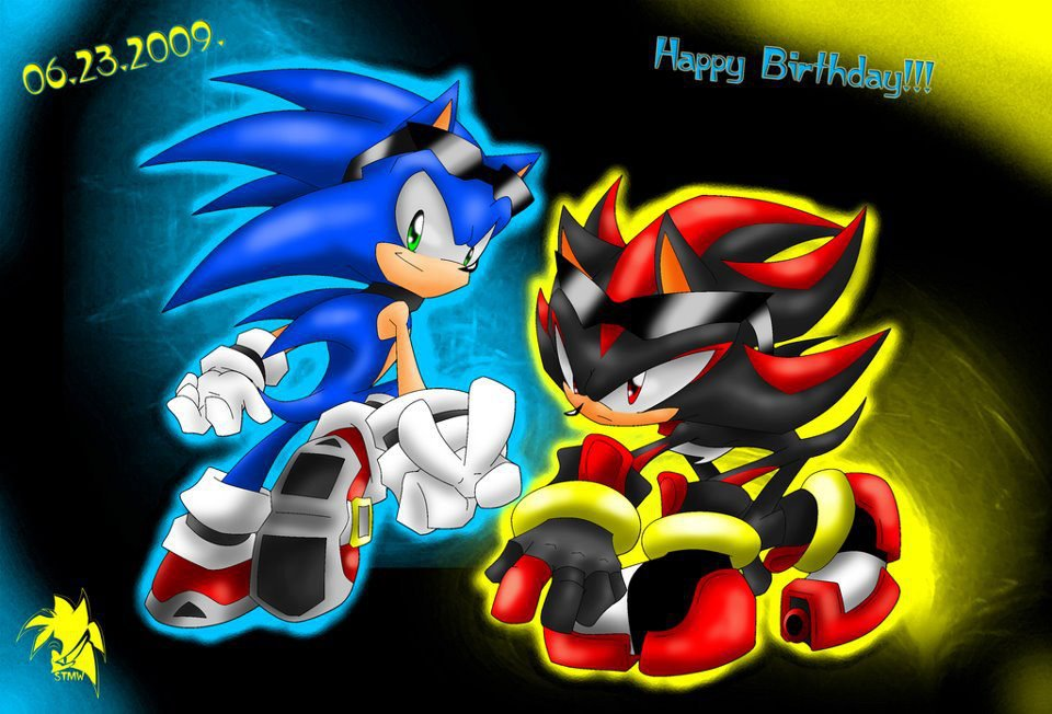 shadow and sonic - Shadow and sonic Photo (31598569) - Fanpop